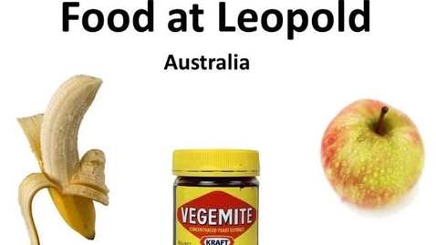 Thumbnail for entry Food in 2KM and 2KJ, Leopold