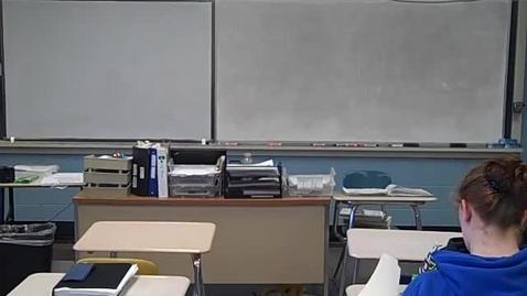 Thumbnail for entry Algebra 4-21-11 part 1