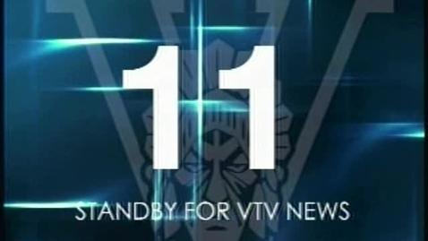 Thumbnail for entry VTV news for december 8th