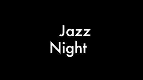 Thumbnail for entry MHS holds jazz night with guest star paul pfau