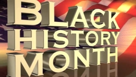 Thumbnail for entry Black History Month