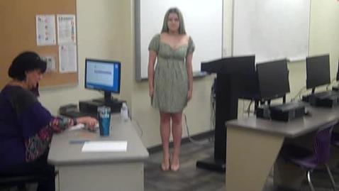 Thumbnail for entry Lexi Rodenbaugh Speech 2