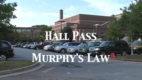 Thumbnail for entry Murphy Law