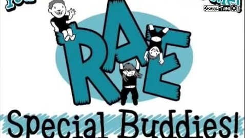 Thumbnail for entry RAE Special Buddies Spread the Word to End the Word