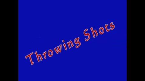 Thumbnail for entry Jacob Meyers Shot Put Challenge