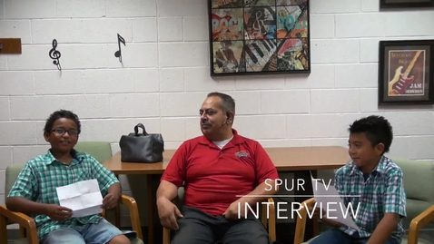 Thumbnail for entry SPUR TV Presents Mr. Reyes Interview