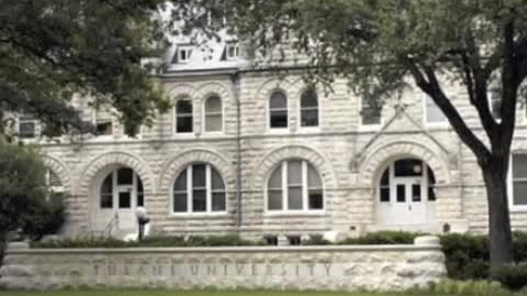 Thumbnail for entry College of the Week - Tulane University