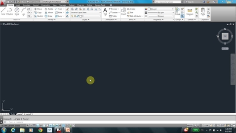 Thumbnail for entry AutoCAD LESSON 3G