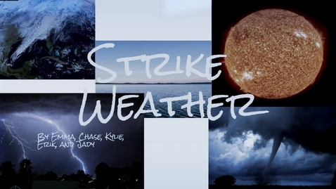 Thumbnail for entry Strike Weather