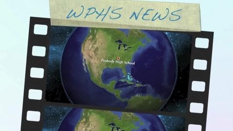 Thumbnail for entry WPHS NEWS- September 30, 2011