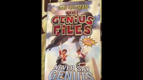 Thumbnail for entry Never Say Genius Dan Gutman.mp4