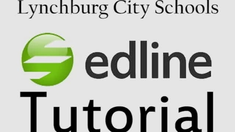 Thumbnail for entry Edline Tutorial Episode 1. - Activating Your Edline Account