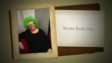 Thumbnail for entry World Book Day