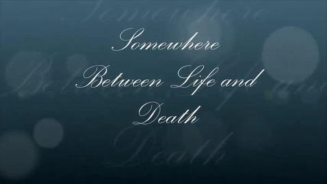 Thumbnail for entry Somewhere Between Life and Death By Lurlene McDaniel Book Trailer