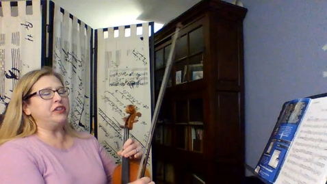 Thumbnail for entry 7th GR VIOLIN Little Symphony Week 5