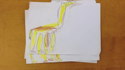 Thumbnail for entry Grade 1 Animal Research - Giraffes 2
