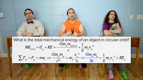 Thumbnail for entry AP Physics C: Universal Gravitation Review (Mechanics)