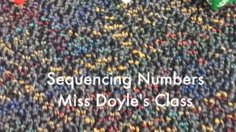 Thumbnail for entry Sequencing Numbers