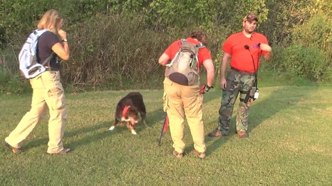 Thumbnail for entry Gateway Search Dogs - A local search and rescue team