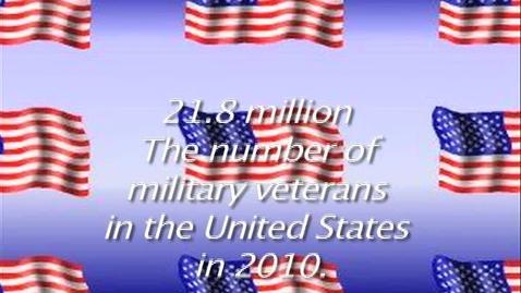 Thumbnail for entry Veteran's Day Video