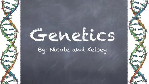 Thumbnail for entry Jammin' Genetics