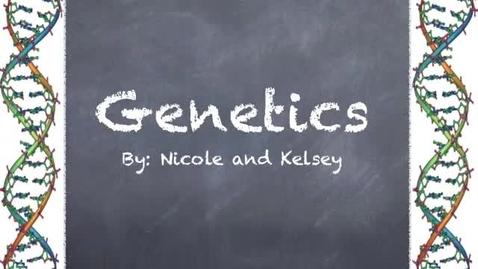 Thumbnail for entry Jammin' Genetics