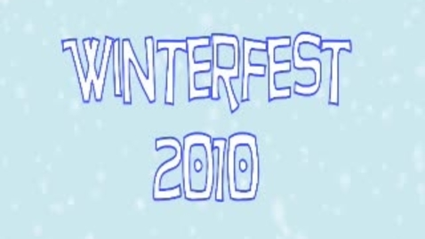 Thumbnail for entry CHS Winterfest 2010