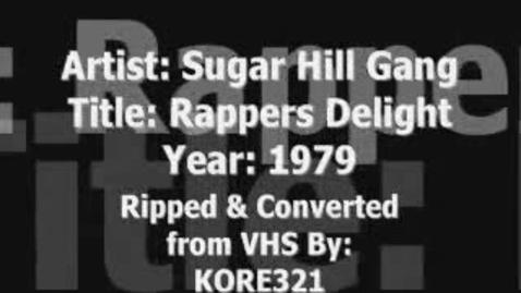 Thumbnail for entry Rapper's Delight