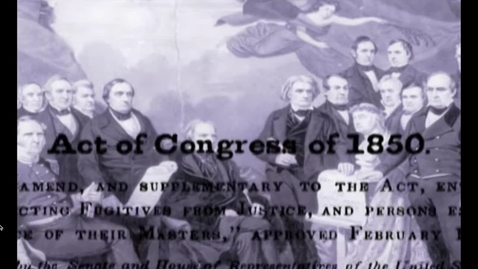 Thumbnail for entry Compromise of 1850