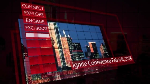 Thumbnail for entry NASSP Conference Promo: Ignite '14