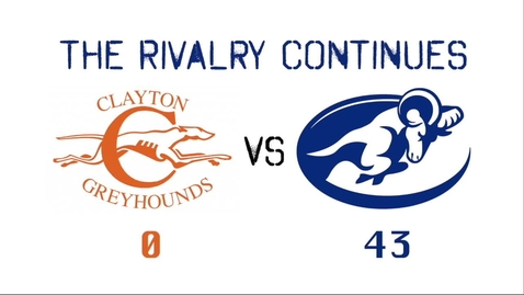 Thumbnail for entry Ladue football highlight video