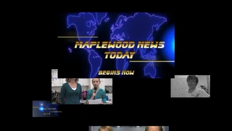 Thumbnail for entry Maplewood Newscast