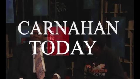 Thumbnail for entry DJ Quinn visits Carnahan Today