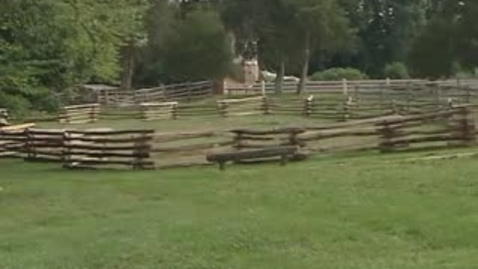 Thumbnail for entry Seed to Table 6: The Type of Fences at George Washington's Farm