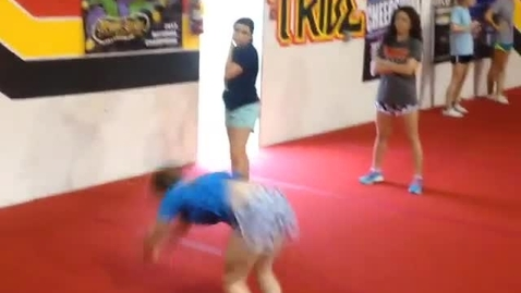 Thumbnail for entry tumbling