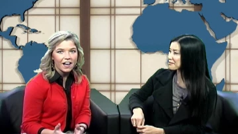Thumbnail for entry Christina Xamis Interviews Lisa Ling at TCEA 2009