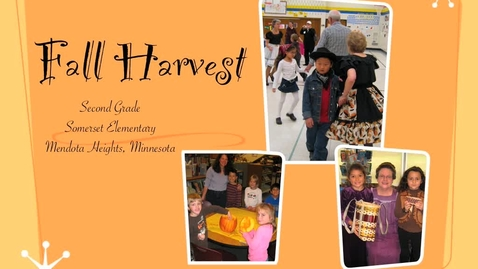 Thumbnail for entry Somerset Fall Harvest Fun 2