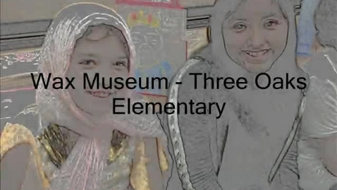 Thumbnail for entry Core Knowledge Wax Museum