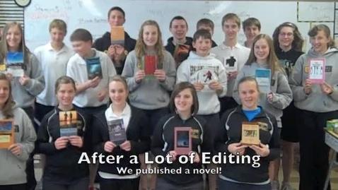 Thumbnail for entry Nano Published Novels