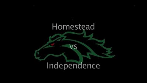 Thumbnail for entry Homestead v Independence Short