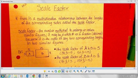 Thumbnail for entry VN 29 - Scale Factor