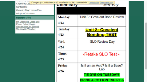 Thumbnail for entry TT Unit 8 Covalent Bonds Review