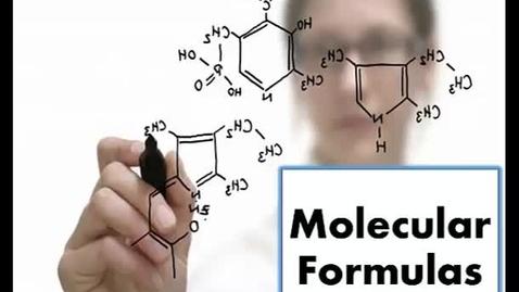 Thumbnail for entry Molecular Formulas