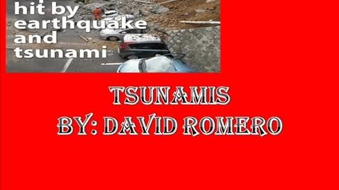 Thumbnail for entry tsunamis David