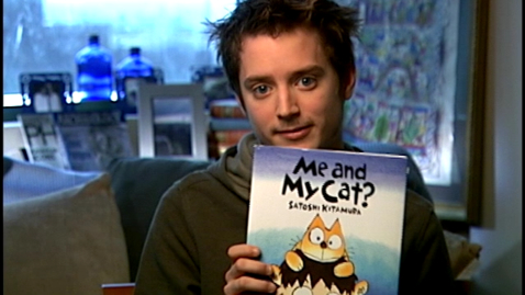 Thumbnail for entry Me and My Cat read by Elijah Wood