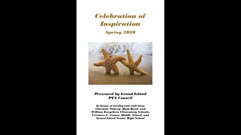 Thumbnail for entry Celebration of Inspiration Grand Island Class of 2020