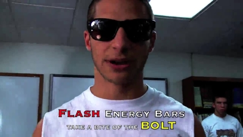 Thumbnail for entry Tonawanda High School Entry #3- Flash Energy Drinks