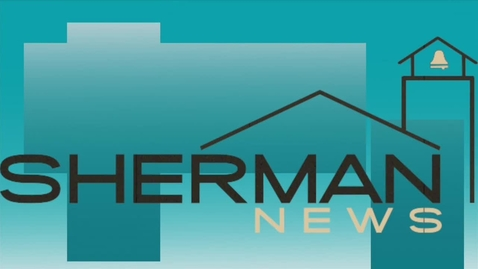 Thumbnail for entry Sherman News: April 22, 2014 - Campus Cleanup