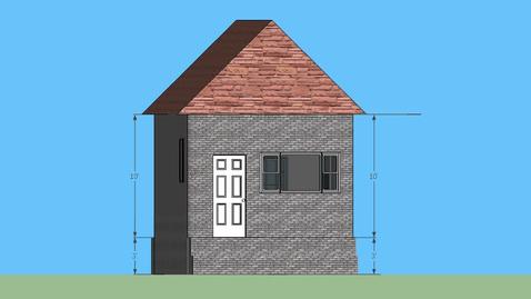 Thumbnail for entry shotgun house style