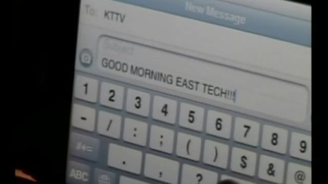 Thumbnail for entry 03-25-11 Good Morning East Tech Friday Edition